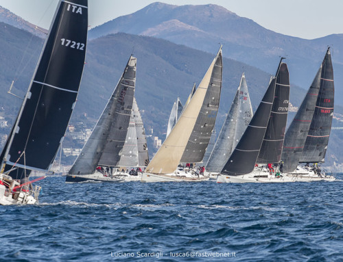 Un bellissimo week end di regate per la 44Cup Winter