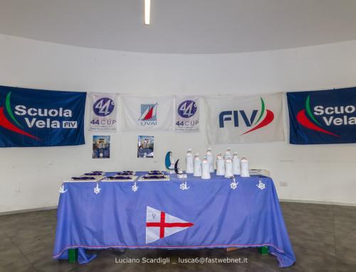 Giornata conclusiva per il XXIX Campionato Invernale del Ponente